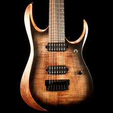 Ibanez RGD71AL RGD Axion Label 7-String Antique Brown Stained Burst