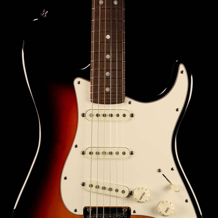 Fender Custom Shop American Custom Stratocaster 3-Color Sunburst 2015 CZ525747