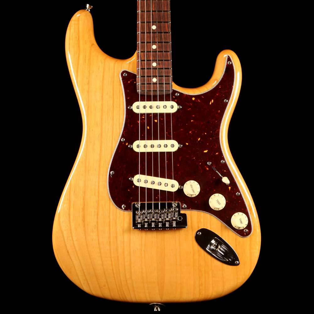 Fender Lightweight Ash American Professional Stratocaster Limited Edition  Antique Natural