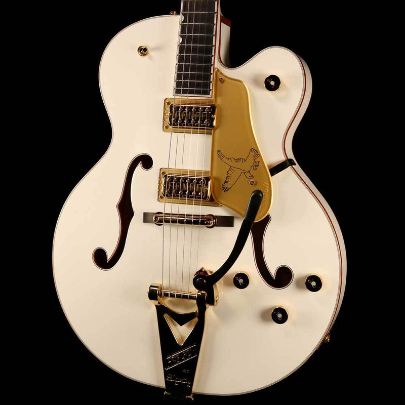 Gretsch G6136T Players Edition Falcon with String-Thru Bigsby White JT16113747
