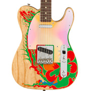 Fender Jimmy Page Telecaster Natural Graphic Finish