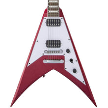 Jackson X Series Signature Scott Ian King V KVXT Candy Apple Red