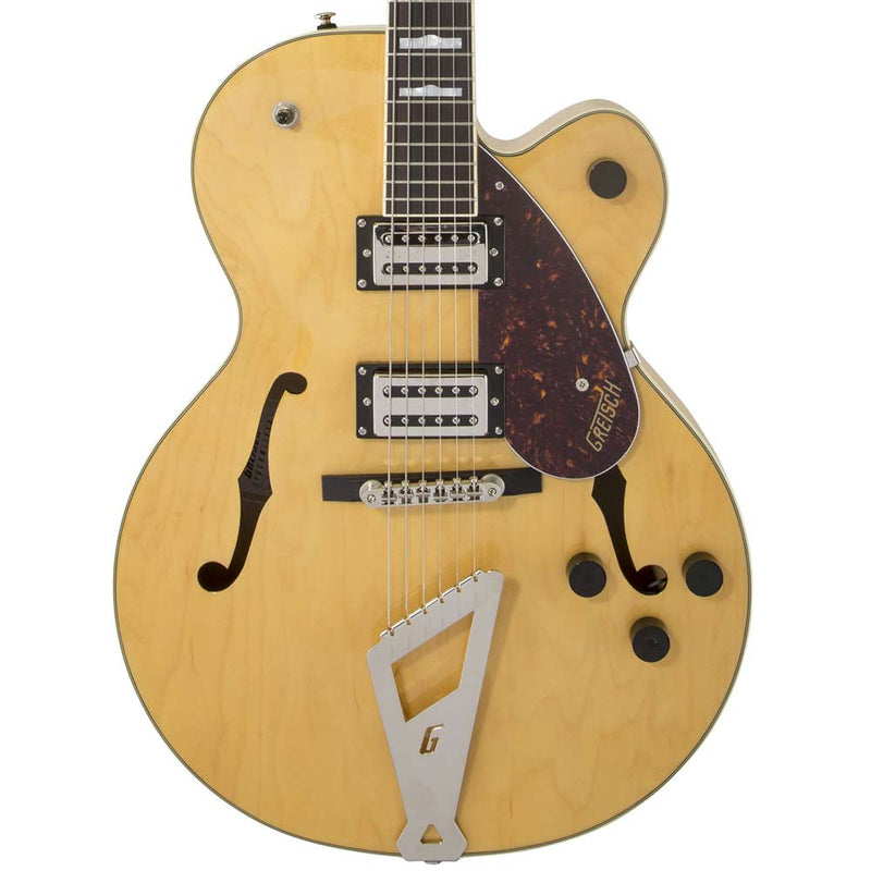 Gretsch G2420 Streamliner Hollow Body with Chromatic II Broad'Tron Pickups Village Amber 2804700520