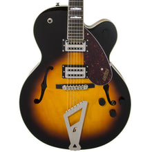 Gretsch G2420 Streamliner Hollow Body with Chromatic II Broad'Tron Pickups Aged Brooklyn Burst