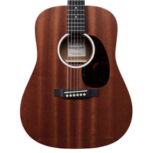 Martin DJR-10 Sapele Top Acoustic Natural