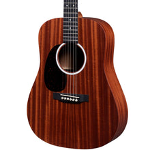 Martin D Jr. 10E Sapele Left-Handed Acoustic-Electric Natural