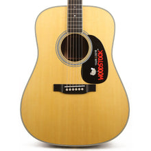 Martin D-35 Woodstock 50th Anniversary Dreadnought Natural