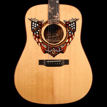 Martin Custom Shop D Homeward Bound Sailor Jerry Dreadnought Acoustic Natural