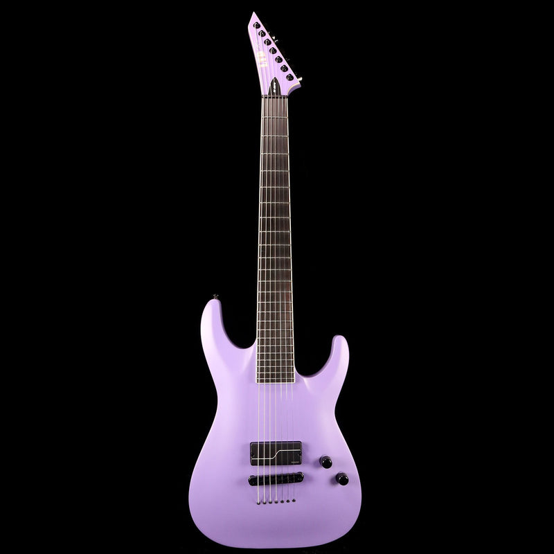 ESP LTD Stephen Carpenter Signature 7-String SC-607B 1 Hum Purple Satin LSC607B1HPS