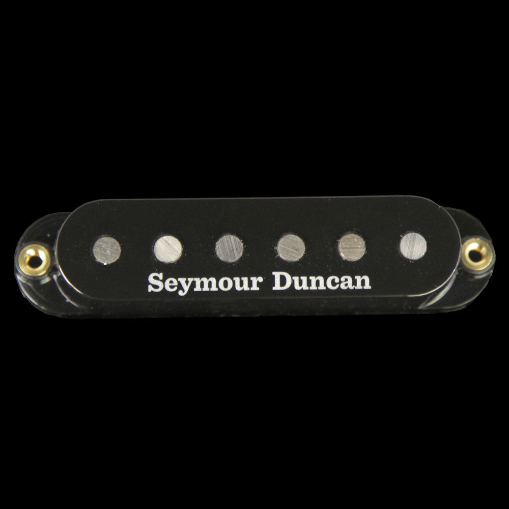 Seymour Duncan STK-S4M Classic Stack Plus Middle Pickup (Black)
