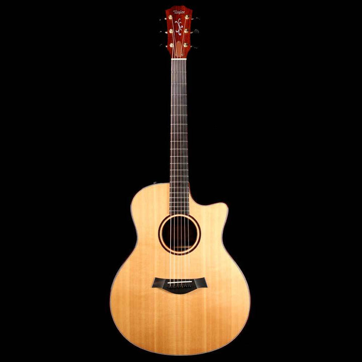 Taylor Custom Shop BTO Grand Symphony Amazon Rosewood Acoustic-Electric Natural 1103214143