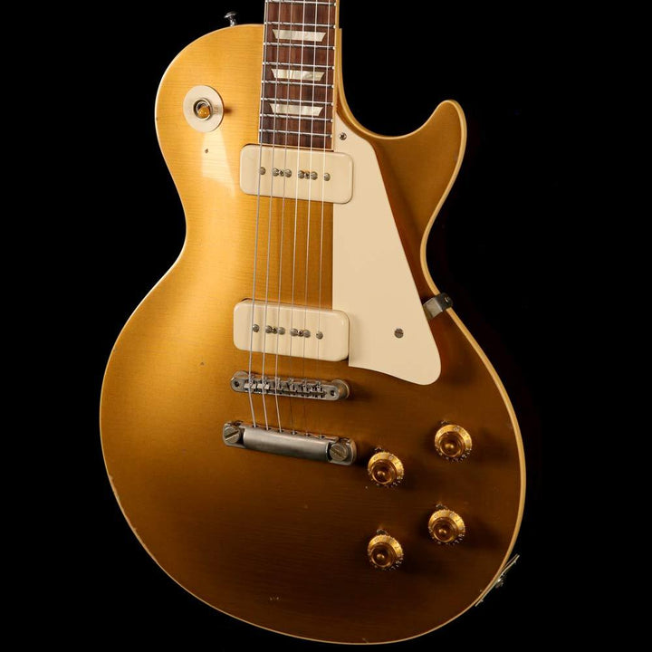 Gibson Custom Shop '56 Les Paul Goldtop Aged by Chad Underwood 2010 6 0232