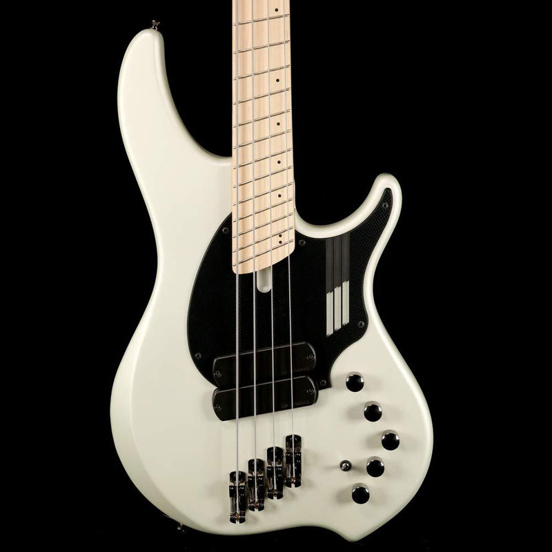 Dingwall NG2 Adam Nolly Getgood Fan Fret 4-String Bass Ducati White Matte