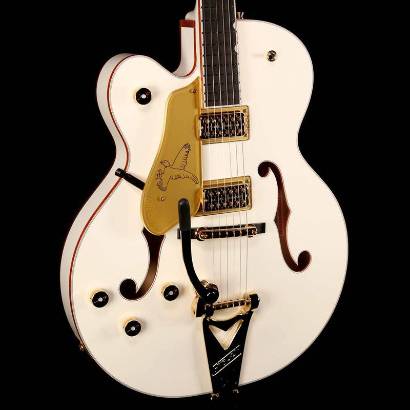 Gretsch G6136T Players Edition White Falcon Left-Handed White JT18093743