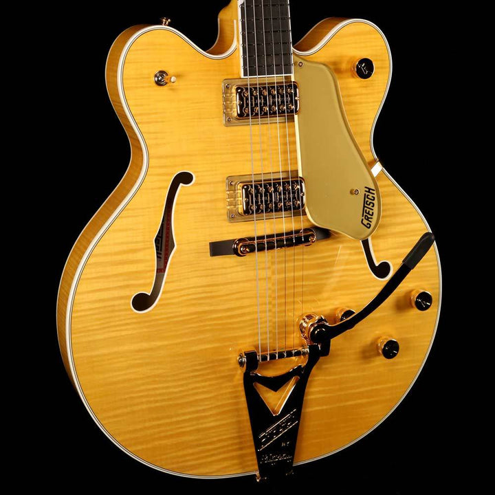 Gretsch G6122TFM-AM Players Edition Country Gentleman Amber Stain JT17103039