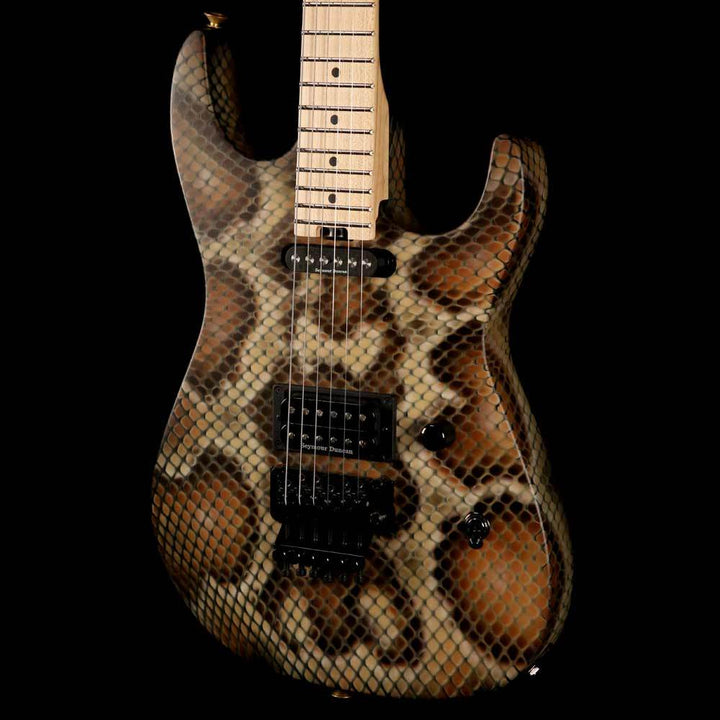 Charvel Warren DeMartini Signature Snakeskin 2015 C9840