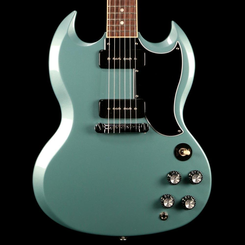 Gibson SG Special 2019 Limited Vintage Faded Pelham Blue #180026573