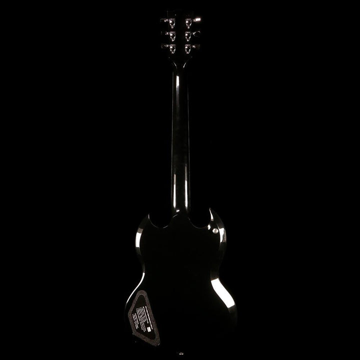 Gibson SG High Performance 2019 Trans Ebony Fade 190039569