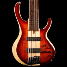 Ibanez BTB20TH6 20th Annivesary Limited Edition Bass Brown Topaz Burst Low Gloss