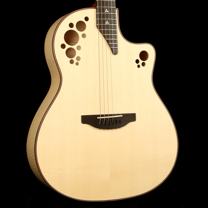 Ovation American Limited Edge California SR1 Grand Auditorium Acoustic-Electric Natural Satin 19041811