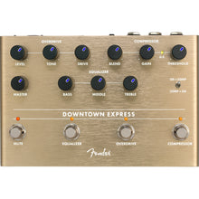 Fender Downtown Express Bass Multi-Effect Pedal