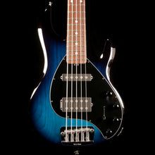 Ernie Ball Music Man StingRay 5 HS Pacific Blue Burst 2013