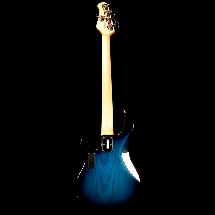 Ernie Ball Music Man StingRay 5 HS Pacific Blue Burst 2013 E90542