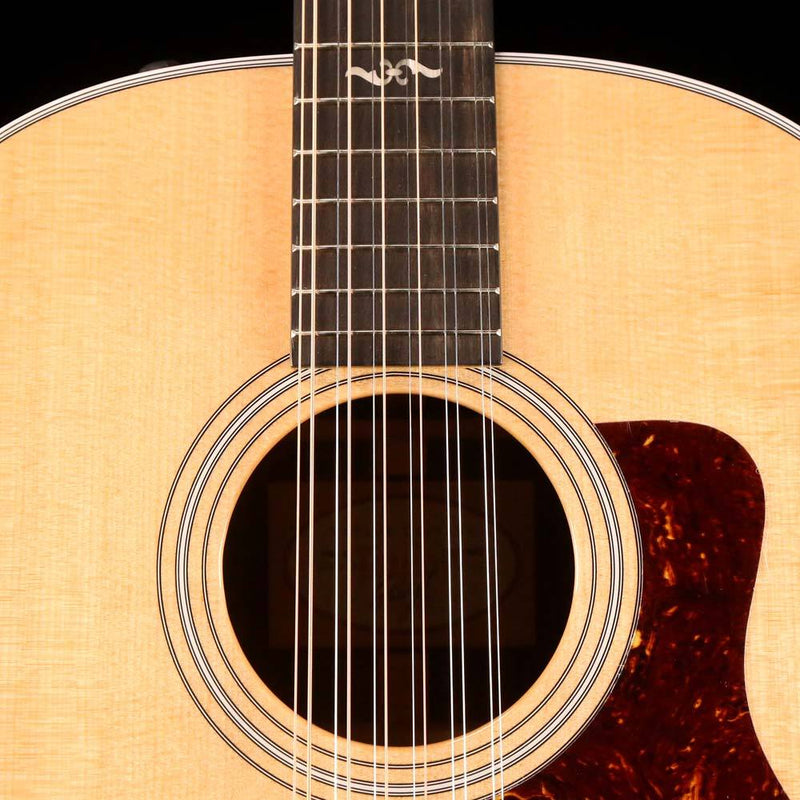 Taylor 458e-R Grand Orchestra 12-String Acoustic Natural 1112148027