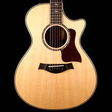 Taylor 812ce V-Class Grand Concert Acoustic-Electric Natural