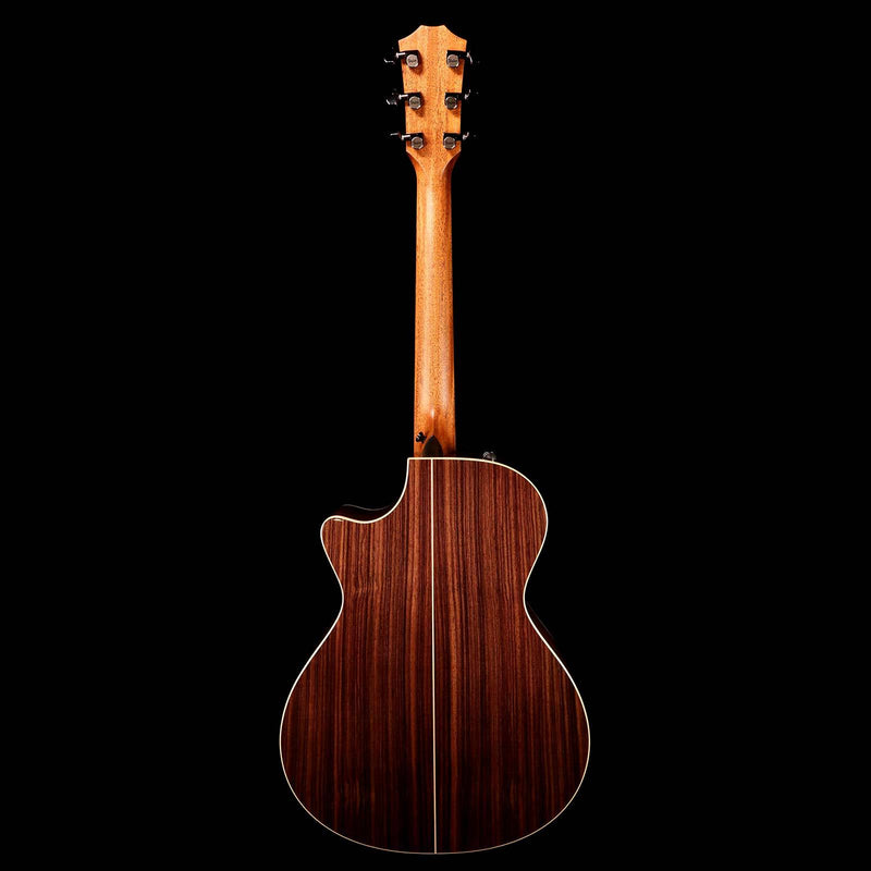 Taylor 812ce V-Class Grand Concert Acoustic-Electric Natural 1103269004