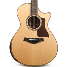 Taylor 812ce DLX V-Class Grand Concert Acoustic-Electric Natural