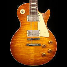 Gibson Custom Shop 60th Anniversary 1959 Les Paul Standard VOS Golden Poppy Burst