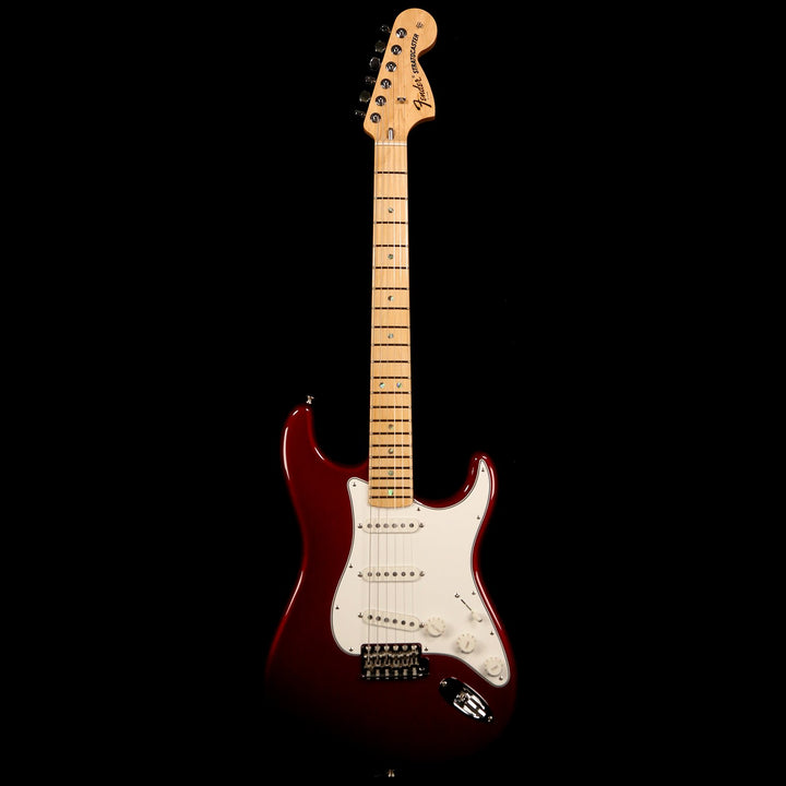 Fender Custom Shop NAMM 2019 Display Robin Trower Stratocaster Masterbuilt Todd Krause NOS Midnight Wine R97565