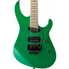 Caparison Horus-M3 CC Courtney Cox Signature Greenie