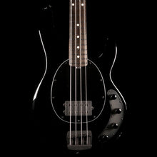 Ernie Ball Music Man Stingray Special Jet Black with Roasted Maple Neck