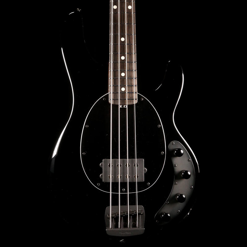 Ernie Ball Music Man Stingray Special Jet Black with Roasted Maple Neck F82506