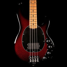 Ernie Ball Music Man Stingray Bass Burnt Apple Roasted Maple Neck