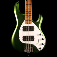 Ernie Ball Music Man StingRay Special 5-String 2H Charging Green