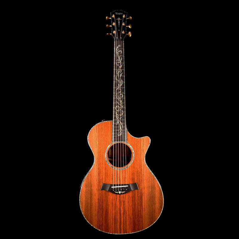 Taylor PS12ce Sinker Redwood and Cocobolo Grand Concert Acoustic-Electric 1102089142