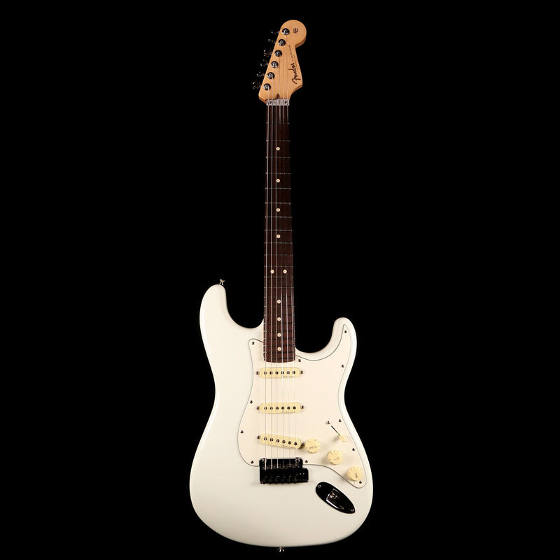 Fender Custom Shop  Jeff Beck Stratocaster Masterbuilt Todd Krause Olympic White XN10889