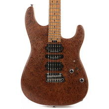 Charvel Custom Shop San Dimas HSH Redwood Top Roasted Ash Body Natural Oil