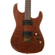 Charvel Custom Shop San Dimas HH Redwood Top Roasted Ash Body Natural Oil