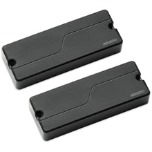 Fishman Fluence Bass 5-String Pickup Set Soapbar Black