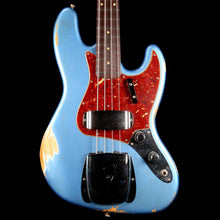 Fender Custom Shop '61 Jazz Bass 2019 Heavy Relic Aged Lake Placid Blue