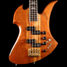 B.C. Rich Mockingbird Supreme Koa Bass Natural 1986