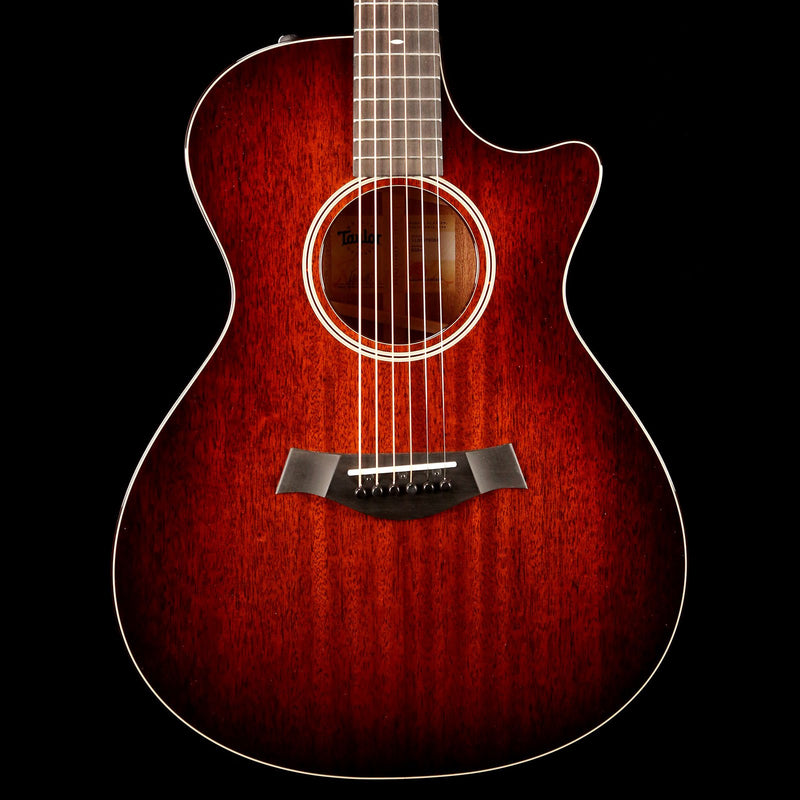 Taylor 522ce V-Class Grand Concert Acoustic-Electric Shaded Edgeburst 1103279054