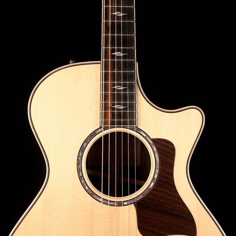 Taylor 812ce 12-Fret V-Class Grand Concert Acoustic-Electric Natural 1103299138