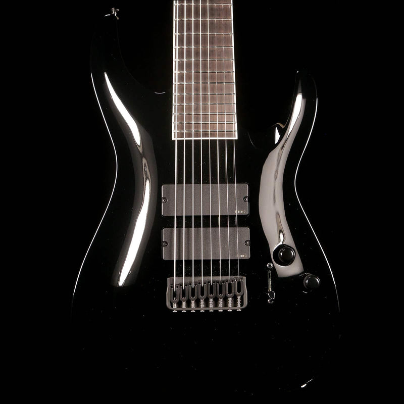 ESP STEF-B8 Stephen Carpenter Signature 8-String Baritone Black K1434402