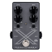 Darkglass Microtubes X Bass Distortion Pedal