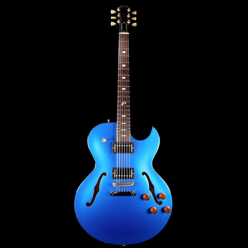 Gibson ES-137 Metallic Blue 2002 01072736